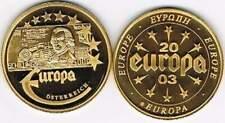Europa 2003 - Met afbeelding biljet Oostenrijk / Austria - 40 mm - (gr043)