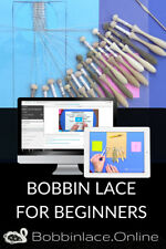 Bobbin Lace For Beginners Online Course Gift Card With Access Code For Course