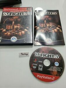 Def Jam Fight for NY (Playstation 2, 2004 PS2)-Complete