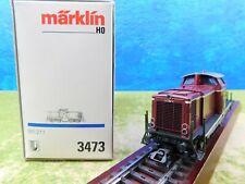 C09 Märklin H0 3473 Diesellok DB rot 211 286-0 Delta digital OVP TOP
