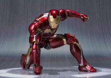S.H. Figuarts Iron Man Mark 45 BANDAI SPIRITS Japan New (IN STOCK) c