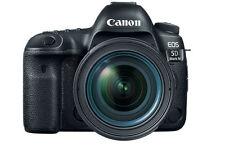 Canon EOS 5D Mark IV EF 24-70mm f/4L IS Kit  & Canon BG-E20 Battery Grip