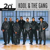 Kool & The Gang • The Best Of • 20th Century Masters CD 2000 Mercury  •• NEW ••