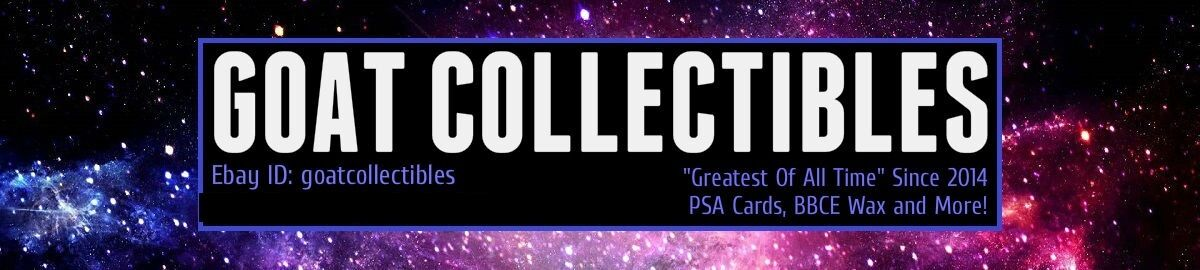 GOAT Collectibles