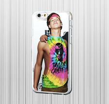 for iPhone 6 iPhone 6s hard case cover - Taylor Caniff - case color- clear