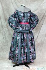 Romantic Era Kleid maßgeschneidert, S-XXL, Farben