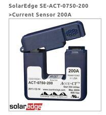 2 Solaredge Ct Se Actl 0750 200 Na 200a 60hz Split Core Current Transformer