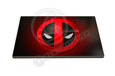 Deadpool Symbol 11x7 Mounted Photo Print