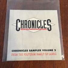 Chronicles Anthology Series CD Volume 2 - James Brown FREE Elton John BTO Camel