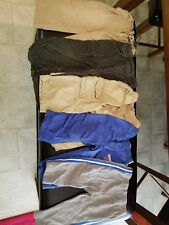 Lot of 5 toddler Pants: 24mths Elastic Waist 3 Children's Place/1 oshkosh/1other