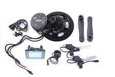 E-bike transformación kit Bafang g310 bbs01 36v 350w fondos motor umrüstsatz display c961