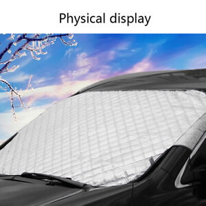 1PC Car SUV Windshield Cover Sun Shade Snow Ice Rain Dust Frost Proof Protector
