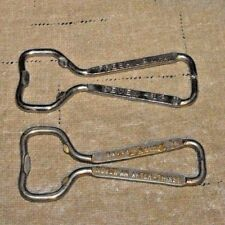 Vintage 7 UP and Squirt Soda Pop Bottle Cap Openers
