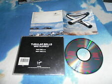 MIKE OLDFIELD - TUBULAR BELLS UK EARLY ISSUE CD CDV2001 5012981200121 (1983)