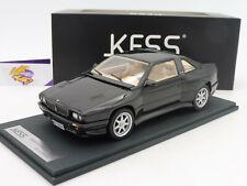 "Kess 18003B # Maserati Shamal Sportwagen Baujahr 1989 "" schwarzmetallic "" 1:18"