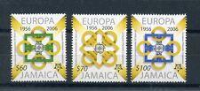 Jamaica 2006 MNH Europa CEPT 50th Anniv 3v Set European Philatelic Cooperation