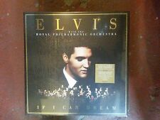 Elvis Presley -With The Royal Philharmonic Orchestra – If I Can D - New & Sealed