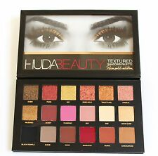 HUDA BEAUTY Rose Gold EYESHADOW PALETTE OG  NEW IN BOX 100% AUTHENTIC GUARANTEED