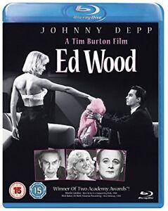 Ed Wood [Blu-ray] [2016] [DVD][Region 2]