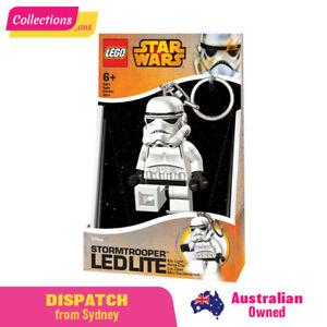 LEGO Star Wars Stormtrooper LED Lite - Keychain Key Light Bag Charm - 7450774