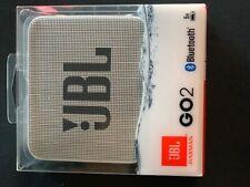 Enceinte sans fil portable bluetooth JBL GO 2 Grise