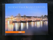 NED NVPH PP20 Persoonlijk Prestigeboekje Hermitage A'dam 2009 Nominaal € 3,96