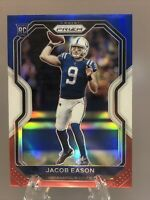 2020 Panini Prizm Jacob Eason RC Red White Blue #331 Colts PSA/BGS 10??