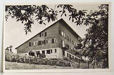 Ak foto tarjeta país hogar Lutzenberg del cvjm Ludwigsburg Georg Dangel stgt. - W