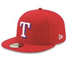 New era los Rangers de Texas en el campo de juego MLB Gorra Talla 7 1/8 Reino Unido Entrega Rápida