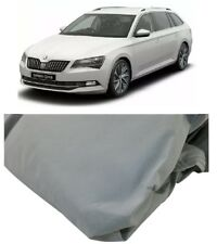 Car Cover Suits Skoda Station Wagon Up To 5.1m WeatherTec Ultra Soft Non Scratch