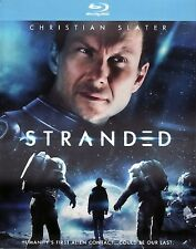 STRANDED ~ Christian Slater ~ Brendan Fehr ~ Aliens ~ Brand-New Sealed Blu-Ray