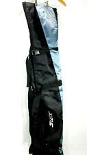 Swix Road Trip Single Pair Padded Middle Ski Bag Black Universal 170cm to 190cm