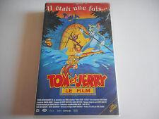 K7 VHS / CASSETTE VIDEO - TOM ET JERRY LE FILM