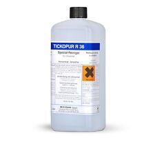 tickopur R 36 SPECIALE tensidfreier PULIZIA PER ultraschallreinigung 1,0 litri