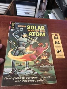 DOCTOR SOLAR MAN OF THE ATOM, Comic Book (Gold Key Comics, #22, Jan.1968)