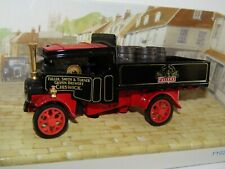 MATCHBOX MODELS OF YESTERYEAR 1922 FODEN STEAM WAGON FULLERS 1/72 YY027/SA