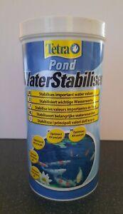Tetra Pond Teich Gartenteichen Wasser Stabilisator Water Stabiliser 1,2 kg