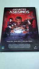 "DVD ""JUGUETES ASESINOS (PUPPET MASTER 6)"" COMO NUEVA GEORGE PECK VICTORIA SLOAN"