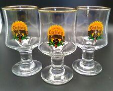 Vintage Coffee Special Irish Coffee Glasses