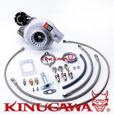 """Kinugawa Turbocharger High Mount 3"""" TD05H-18G-6 Nissan TD42 Patrol T3 Fast Spool"""