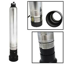 "4"" Deep Well Pump 1/2HP Stainless Steel Submersible Sump Pump 150ft 110v 33 gpm"