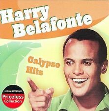 HARRY BELAFONTE - Calypso Hits - New Sealed CD