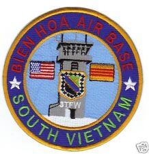USAF BASE PATCH,  BIEN HOA AIR BASE CONTROL TOWER, SO. VIETNAM, 3RD FW        Y