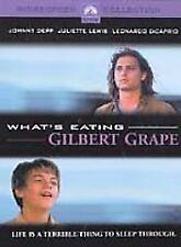 Whats Eating Gilbert Grape (DVD, 2001, Sensormatic)