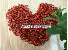 50pcs Silicone O-Ring Rubber Seal Inner Diameter 5mm x 8mm OD Thickness 1.5mm