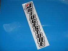 BRIDGESTONE stickers/decals  x 2