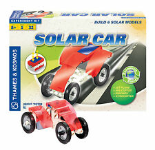 Solar Car Thames & Kosmos Science Experiment Kit Educational