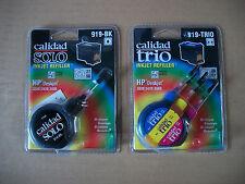 2 HP Black Color 21 22 56 57 60 61 62 63 75 92 94 95 96 97 98 901 Ink Refill Kit