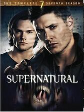 Supernatural-Supernatural: Season 7 REGION1 DVD