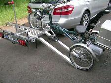 Transportmöglichkeit für Dreiräder und Co.